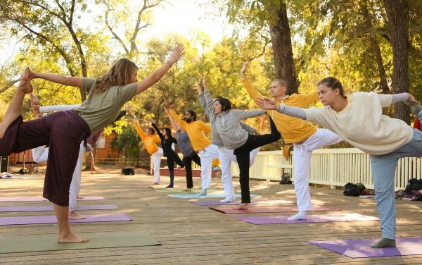 The Need for Yoga