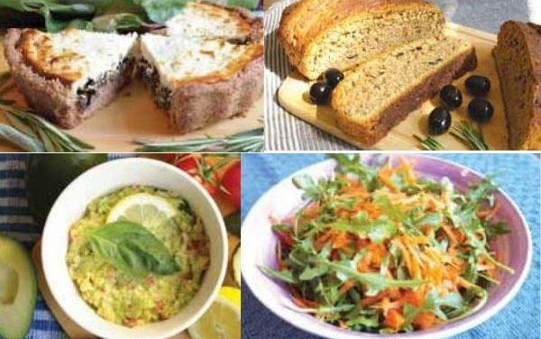 Recipes for a delightful Summer Picnic
