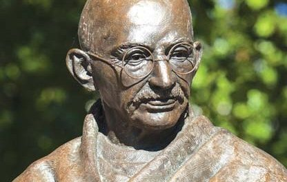 Lives of the Saints: Mahatma Gandhi