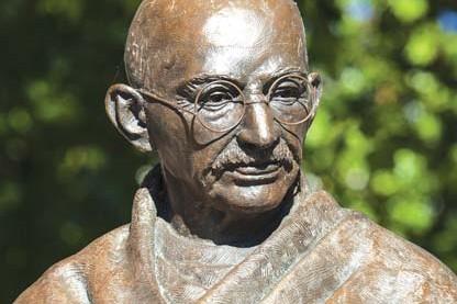 Lives of the Saints: Mahatma Gandhi