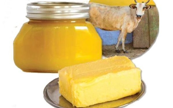 Golden Ghee