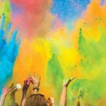 'Holi'day! The Festival of Colour