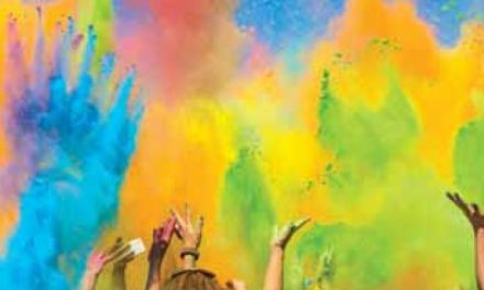 'Holi'day! The Festival of Colour